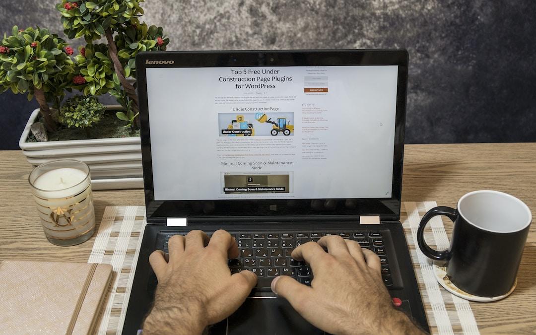 Pacote Website Profissional em WordPress por R$ 299,00