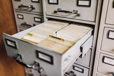 ファイルとディスク