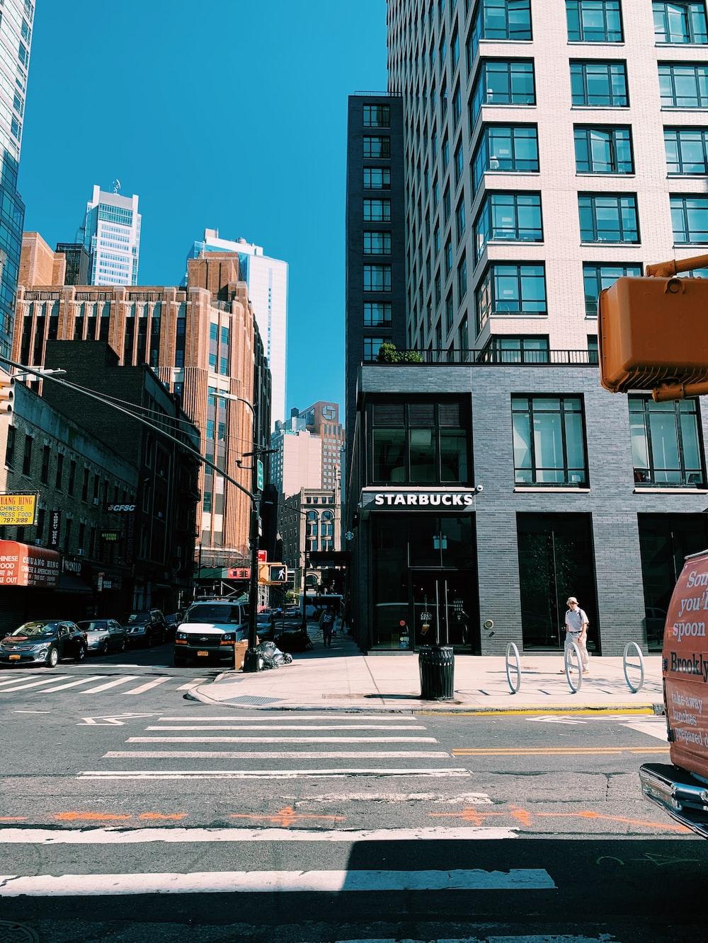 empty pedestrian lane at daytime