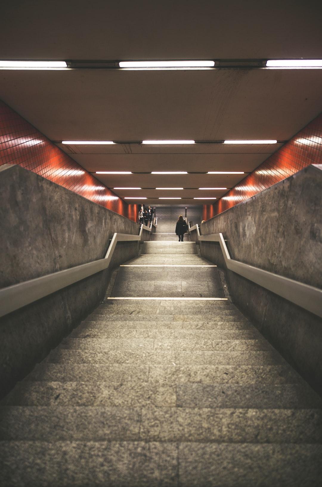 Metro Subway Station