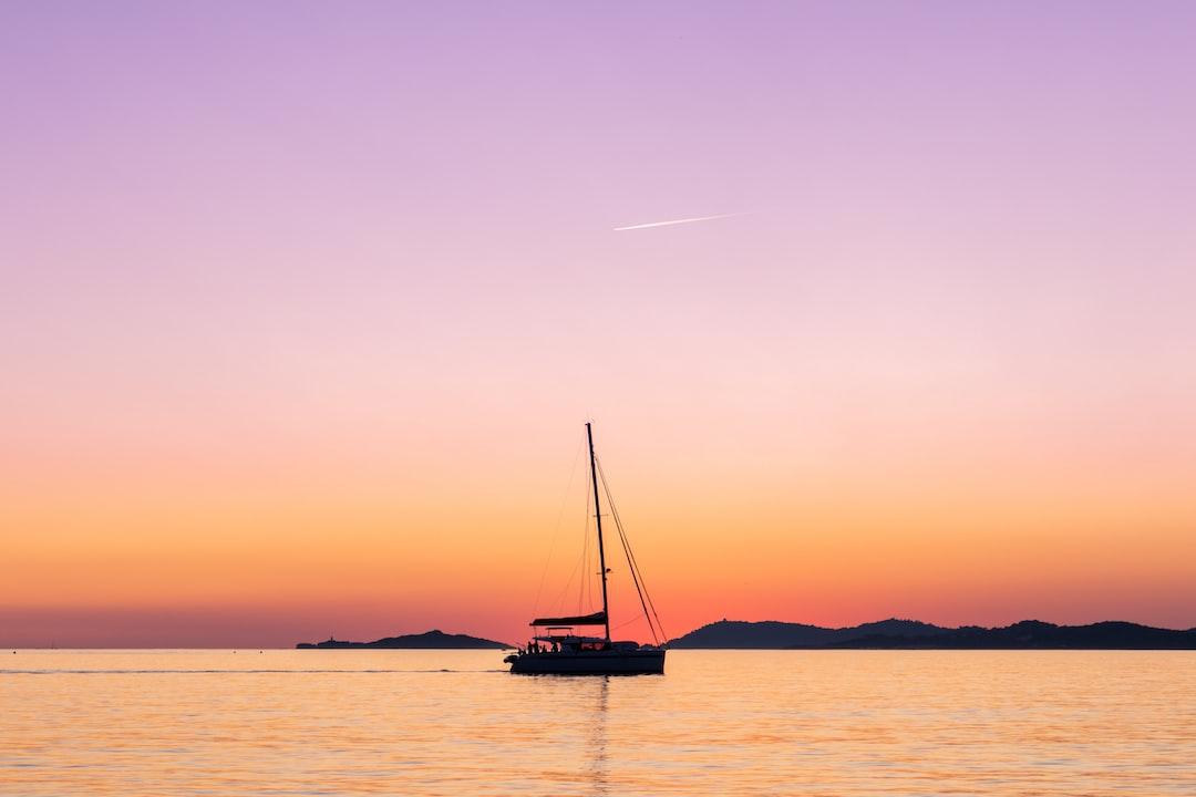 Baie de l'ile de Porquerolles