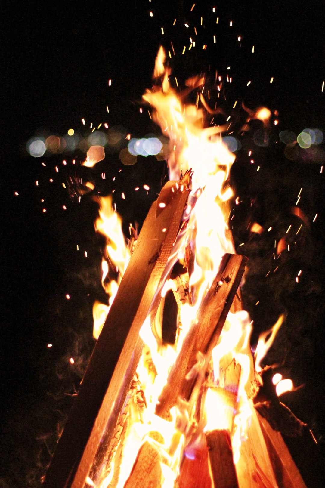 it's the start of bonfire season