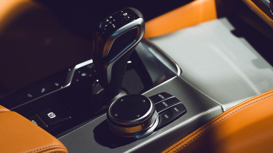 BMW M5 central console, BMW Welt