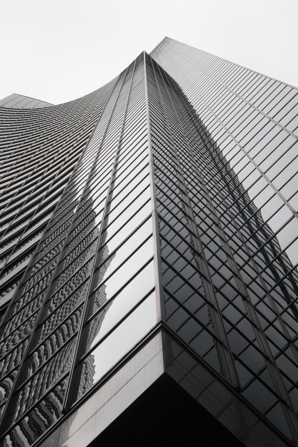 grey curtain building during daytime