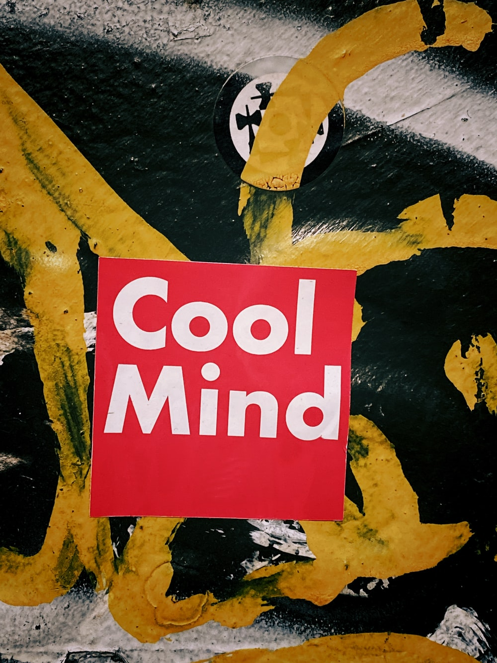cool mind text overlay