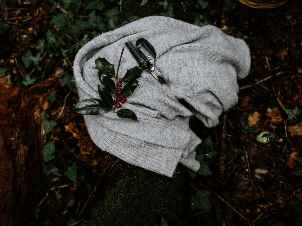 gray apparel