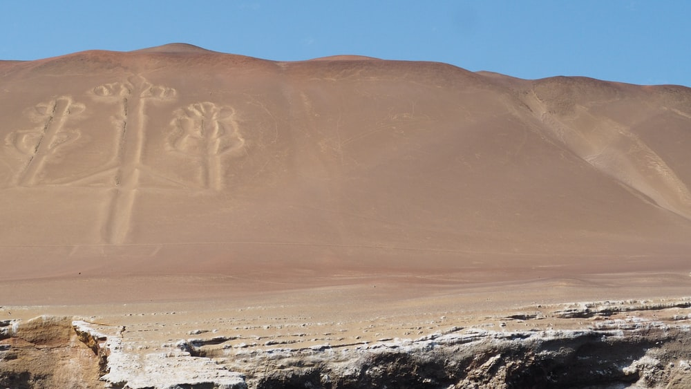 brown mountain during daytime photo