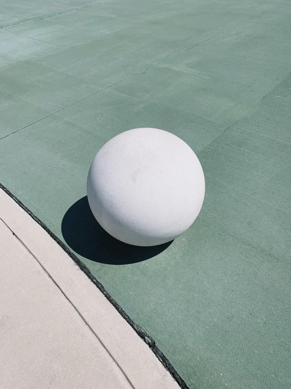 round white ball
