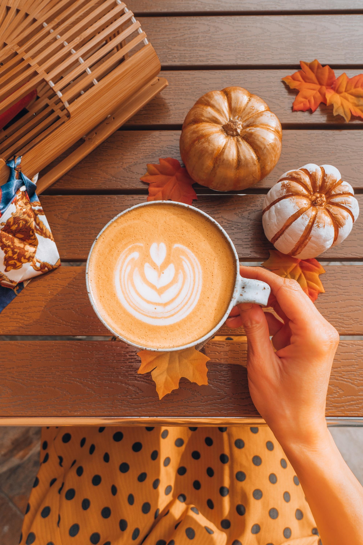 Pumpkin Spice, Starbucks, and the Liturgical Calendar