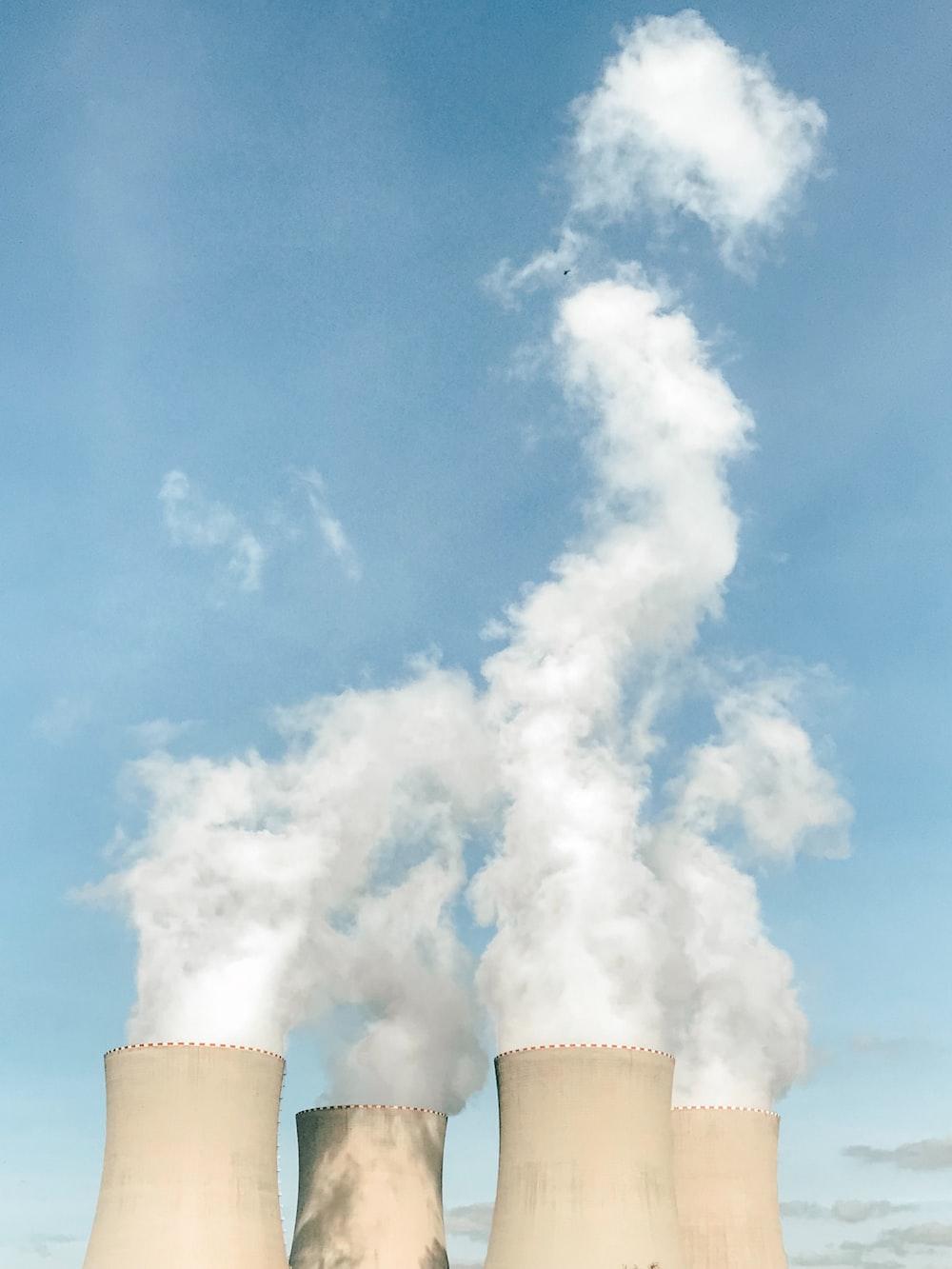 white power plant