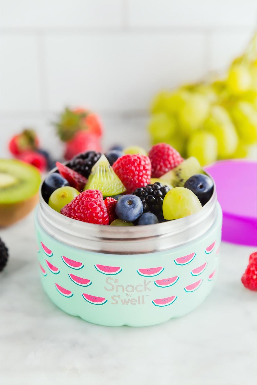 assorted slice of fruits