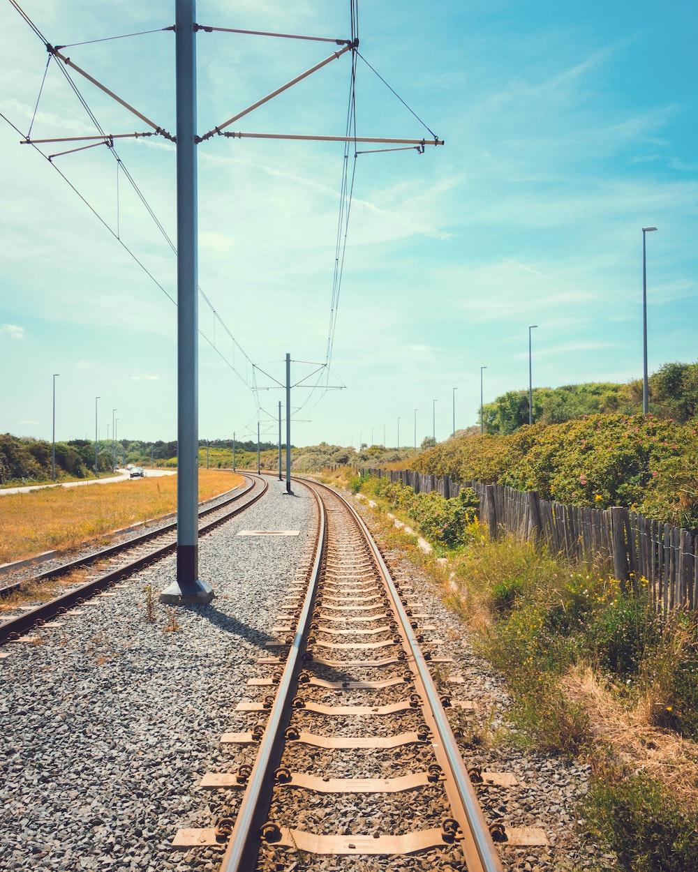 brown rail road
