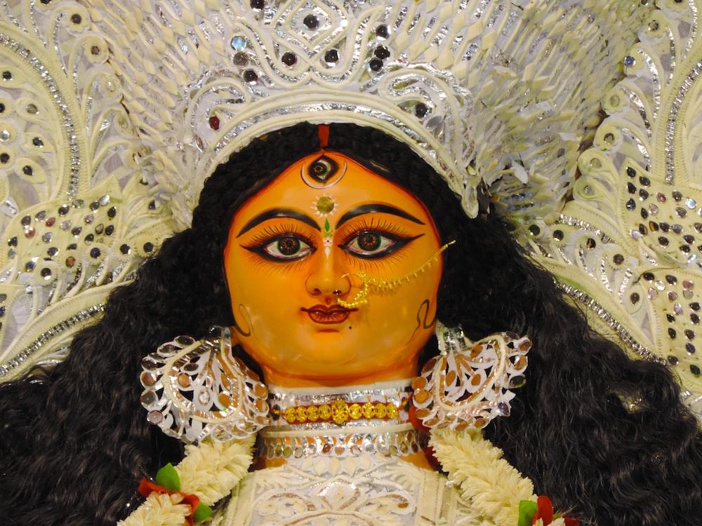 female religious figurine