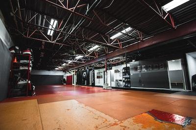 Local MMA gym!