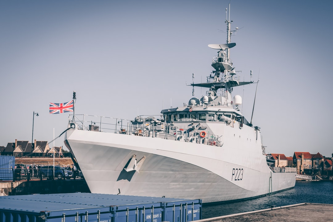 Recently the HMS Medway was commissioned and it came to visit Chatham on the River Medway which it was named after; a great opportunity to test out my new camera too.