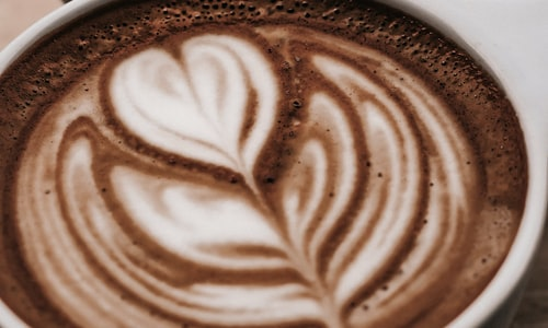 latte pickup line