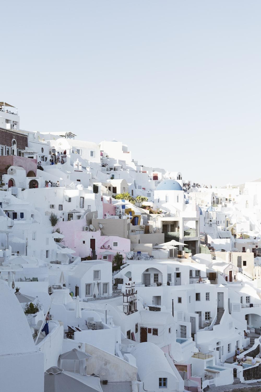 Santorini scenry