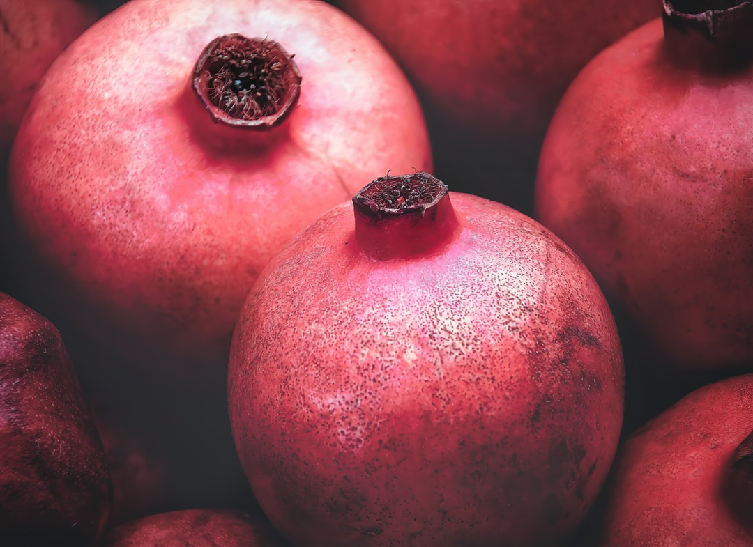 Augment the present. Pomegranate — Braided in history with gods; Please show me what pleasure can be.