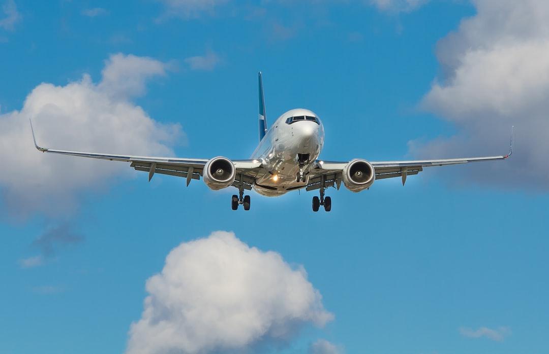 West Jet 737