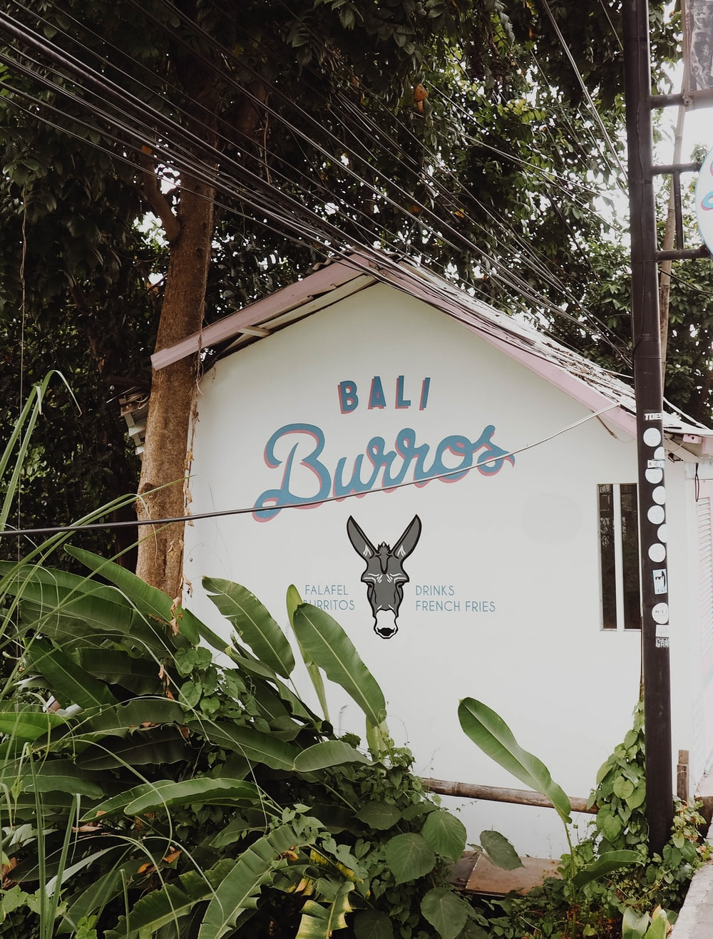 Bali Burros building
