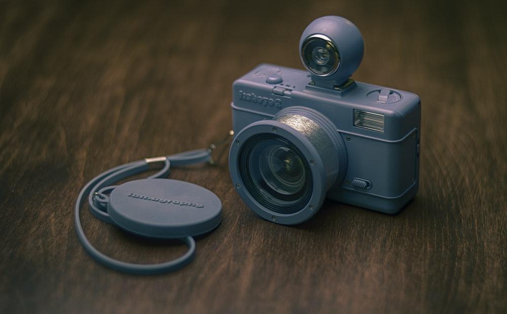 gray camera