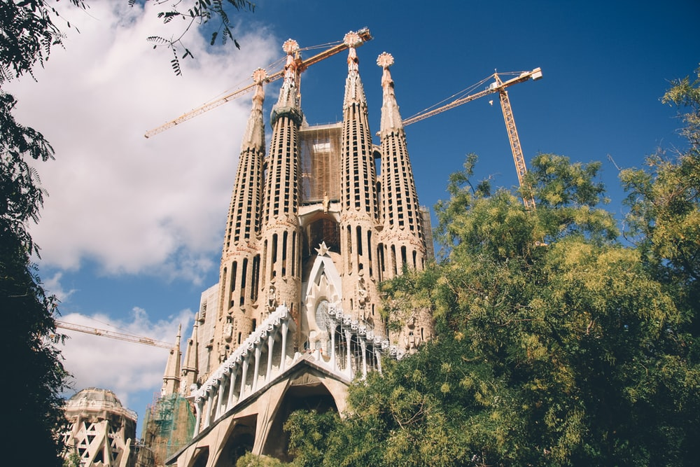 Itinerary from a Cruise Ship - Barcelona-home