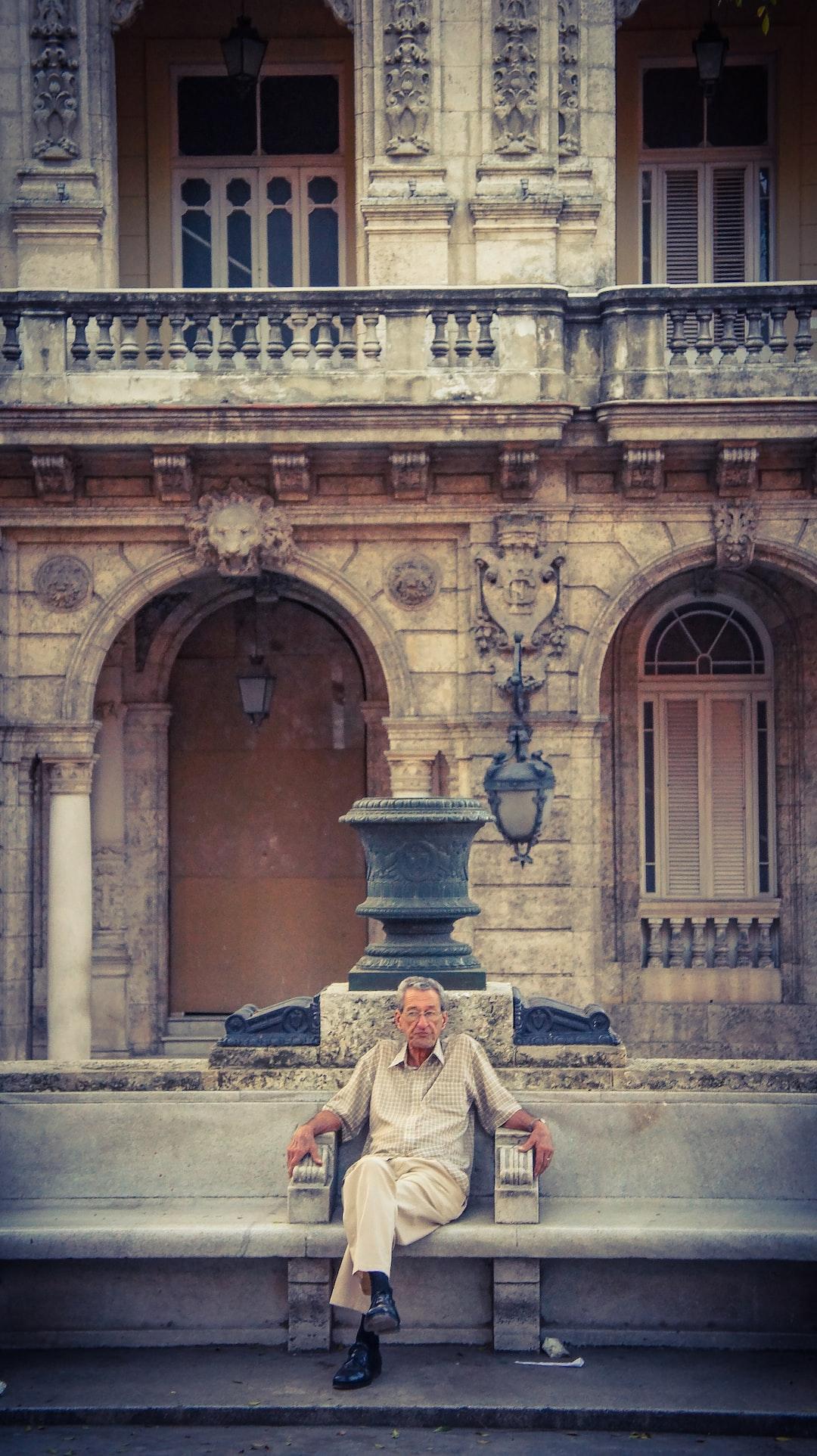 Thinking - La havana / Cuba