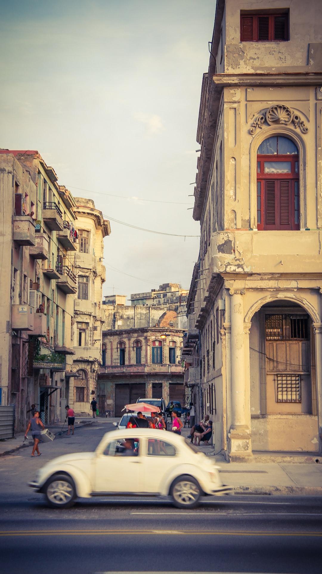 On the road - La havana / Cuba