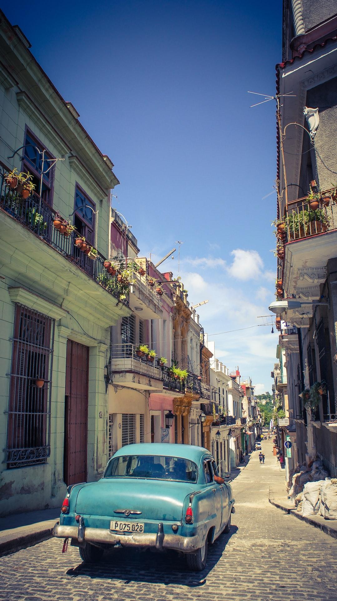 A trip in the city- La havana / Cuba