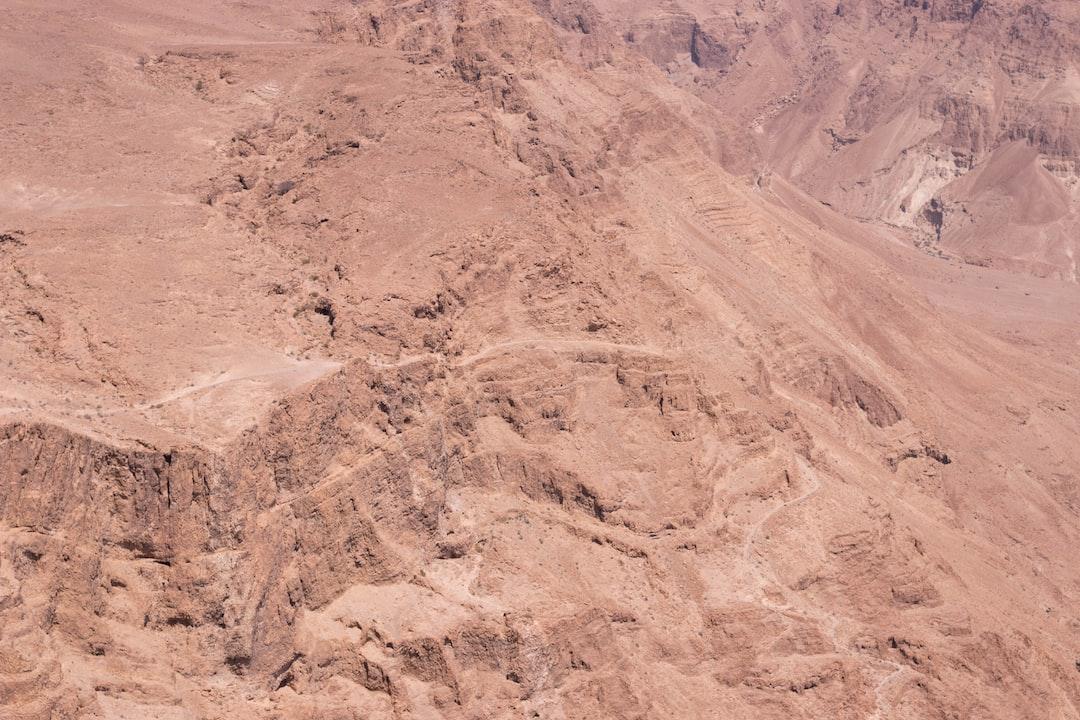Israeli Desert Rock