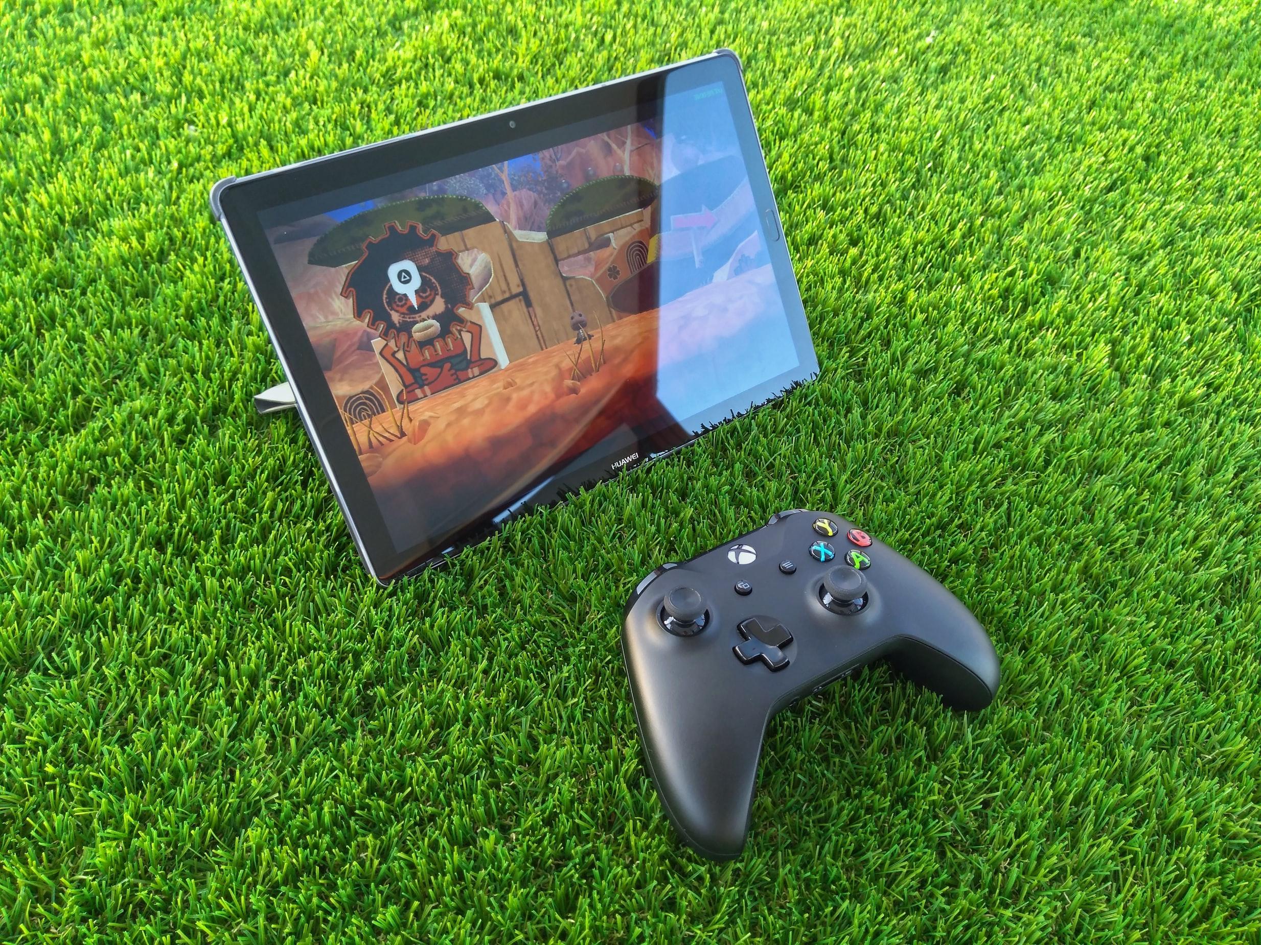 Xbox Cloud Gaming na tablecie Huawei