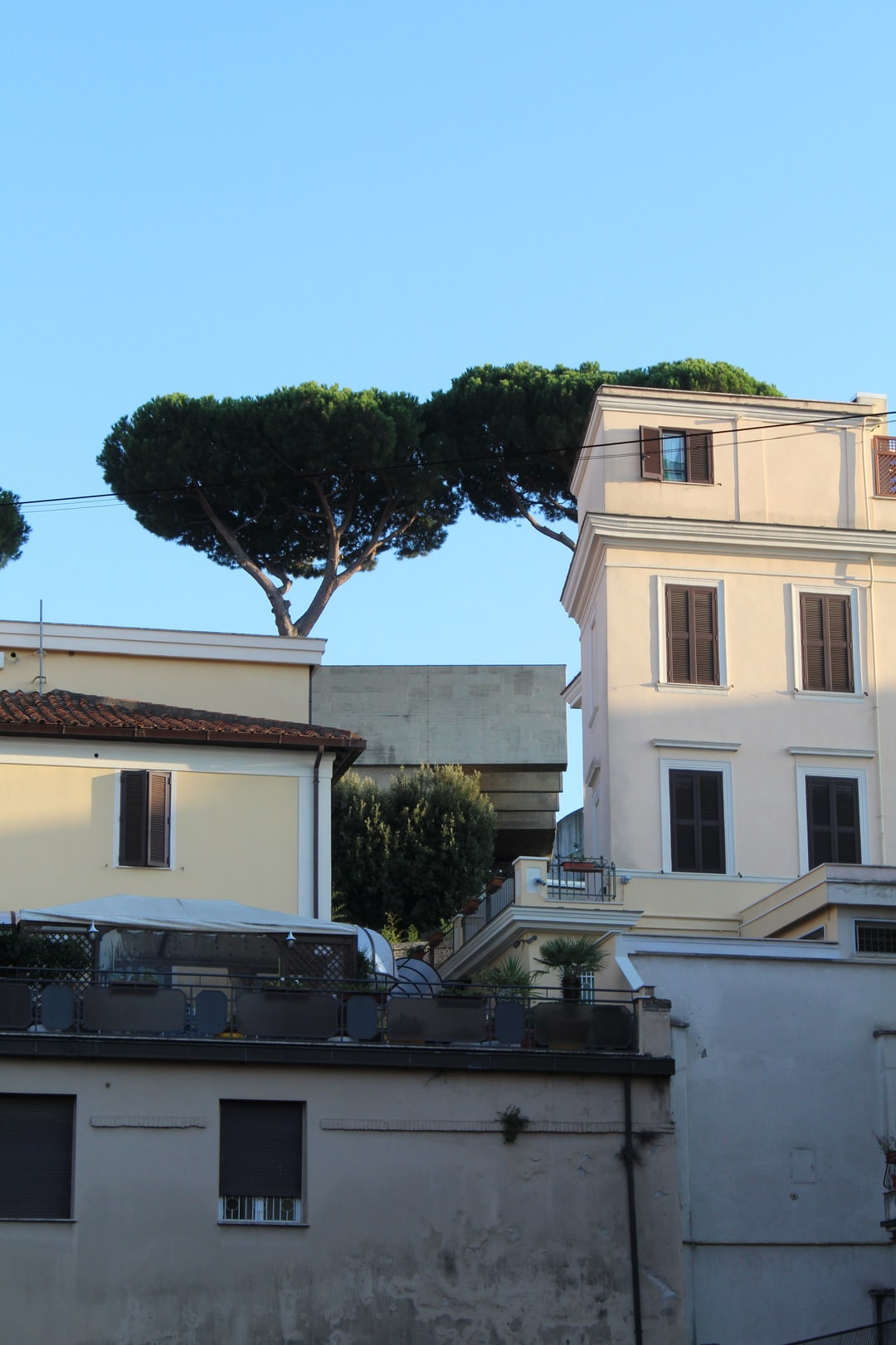 Buildings, Rome, Italy