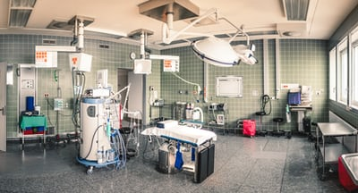 hospital interior photo