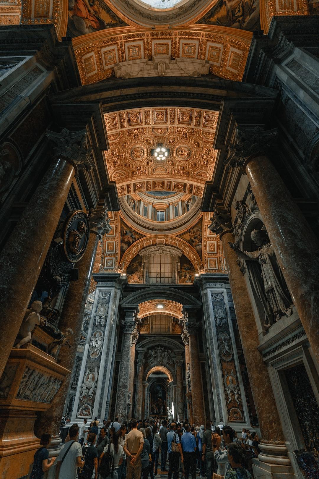 St. Peter's Basilica (3/3)