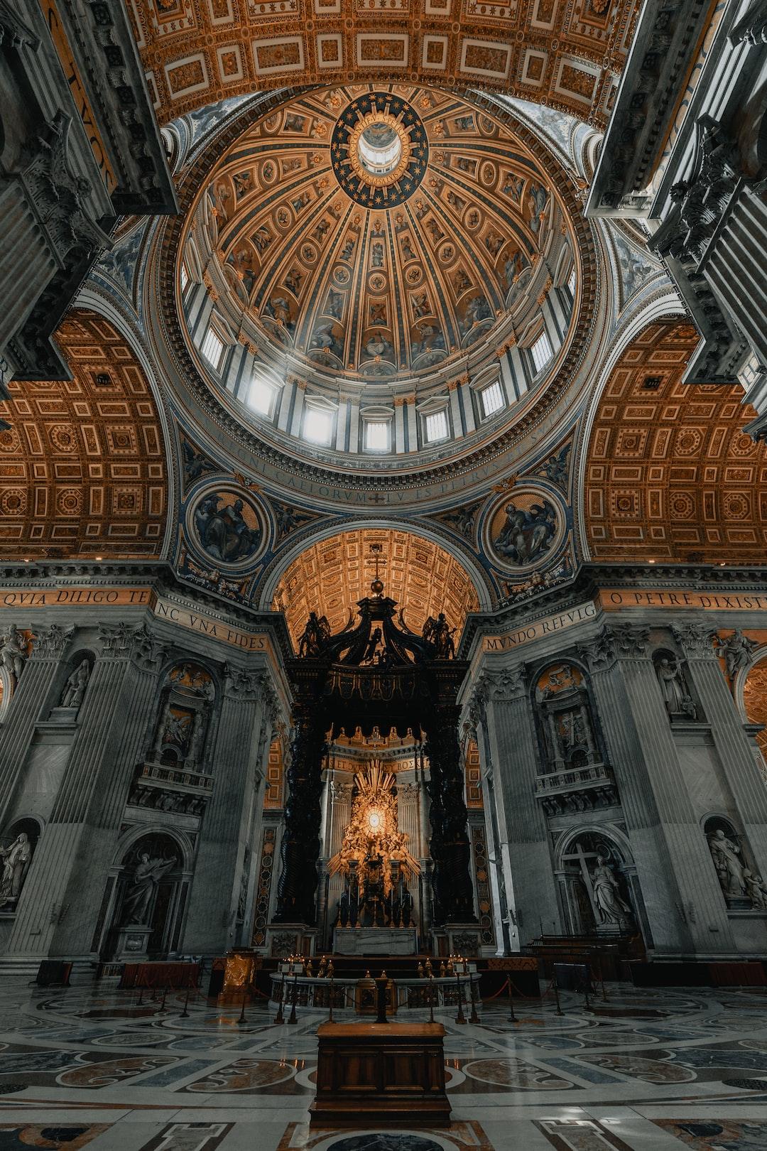 St. Peter's Basilica (2/3)