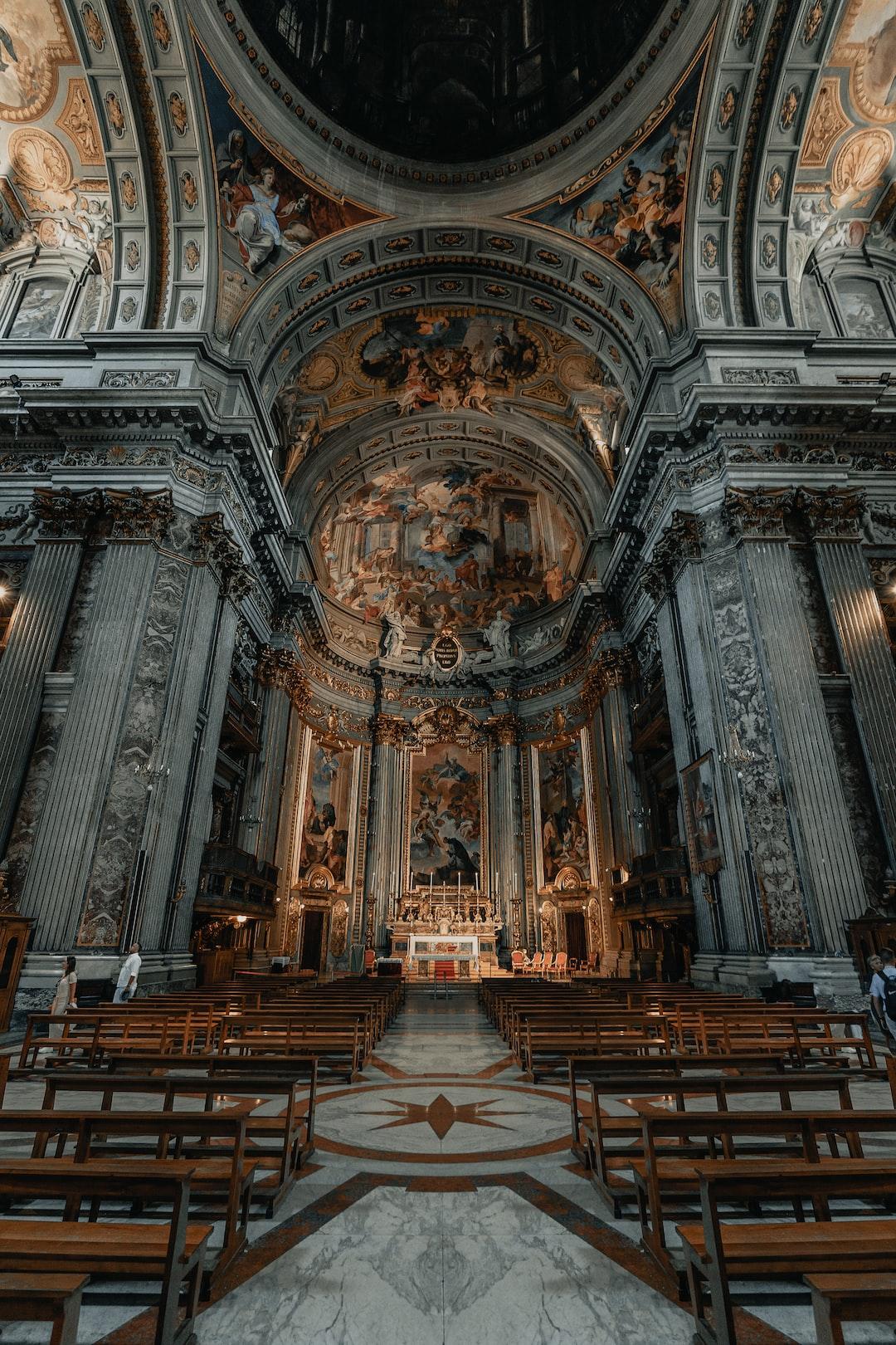 The Church of St. Ignatius of Loyola (1/2)