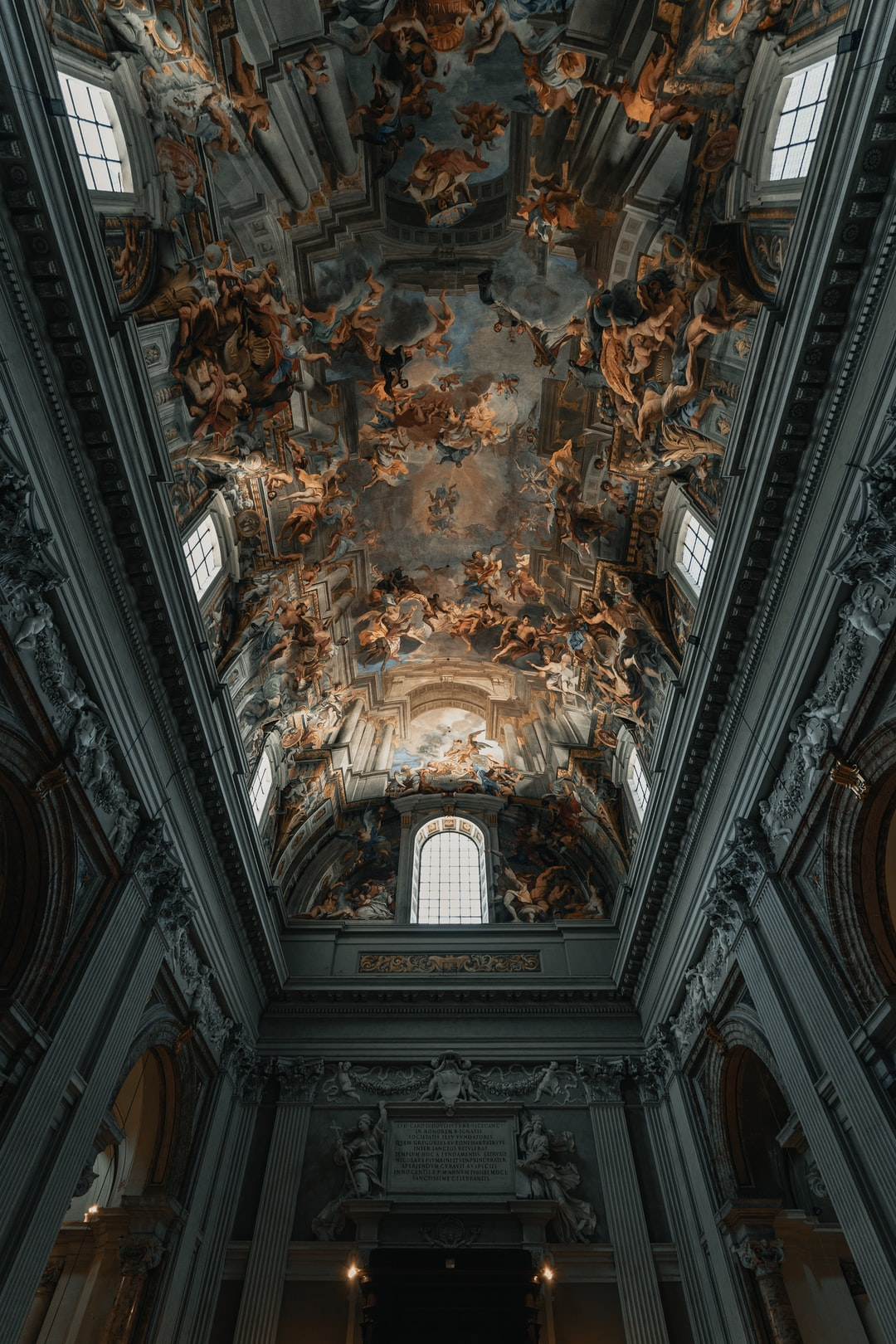 The Church of St. Ignatius of Loyola (2/2)