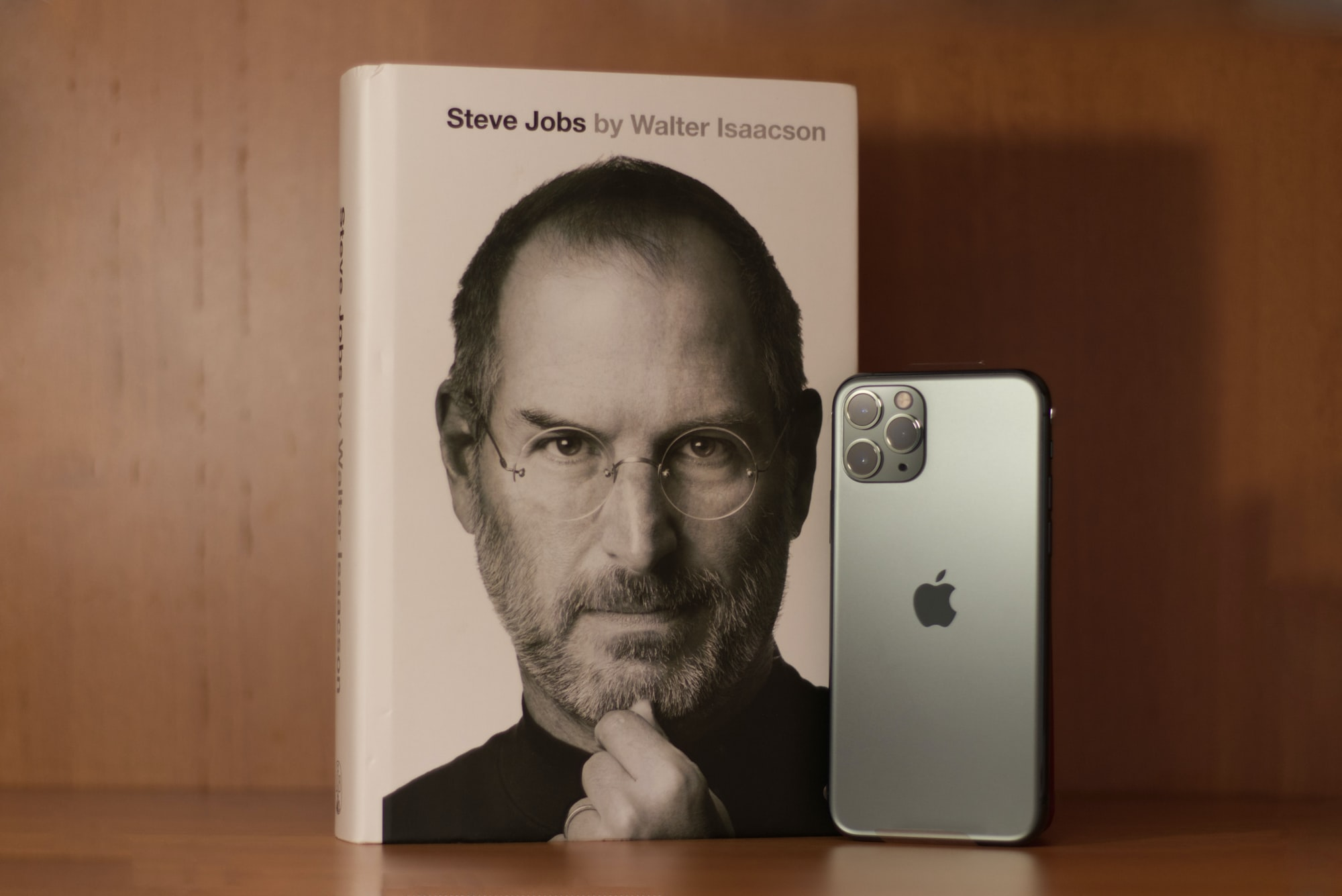 The Narrative Fallacy: Why You Shouldn't Copy Steve Jobs