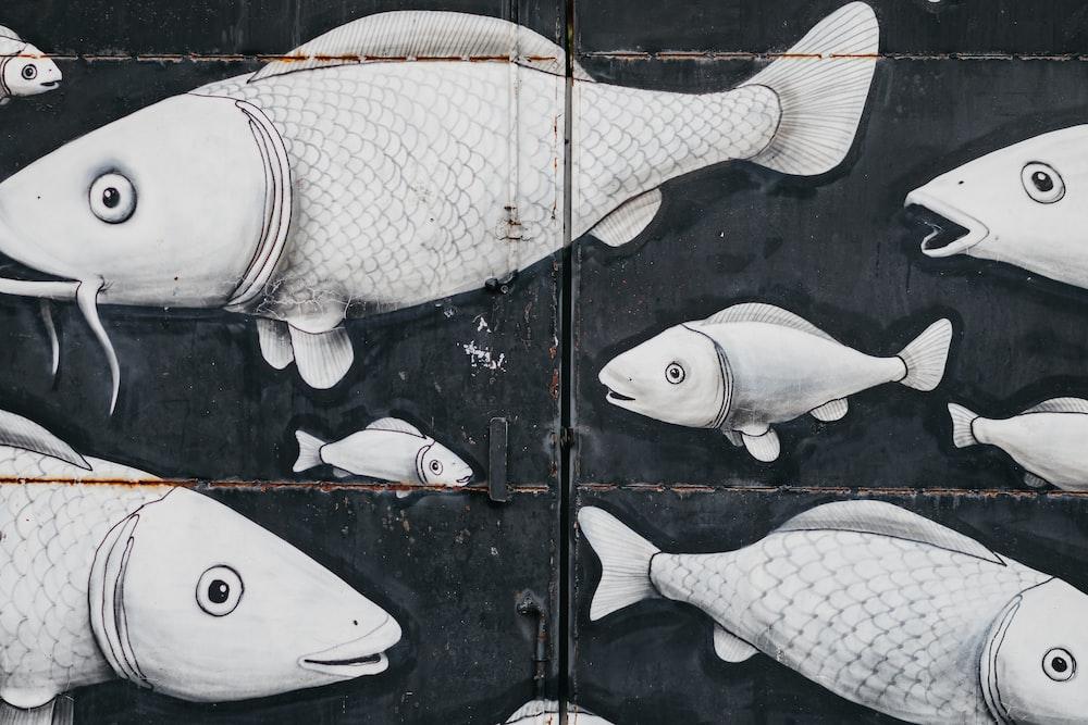 fishs mural