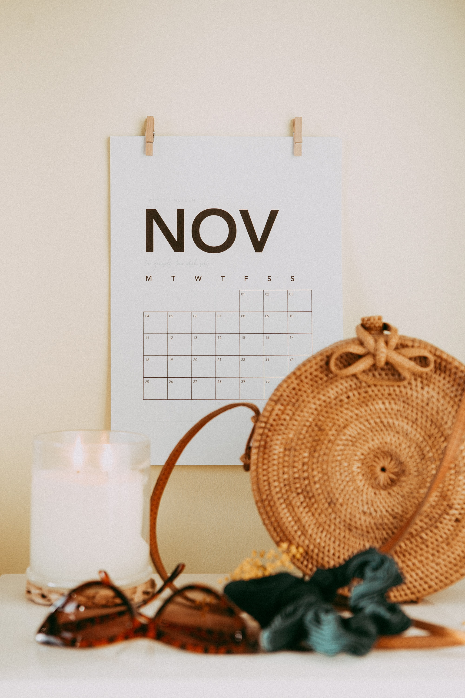 November blogging challenge