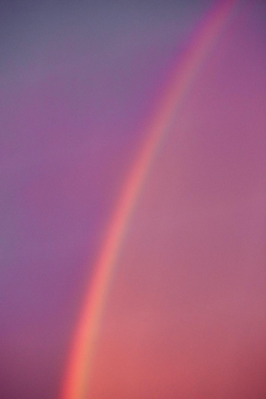 photo of rainbow