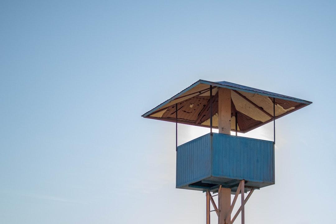 Blue Watchtower