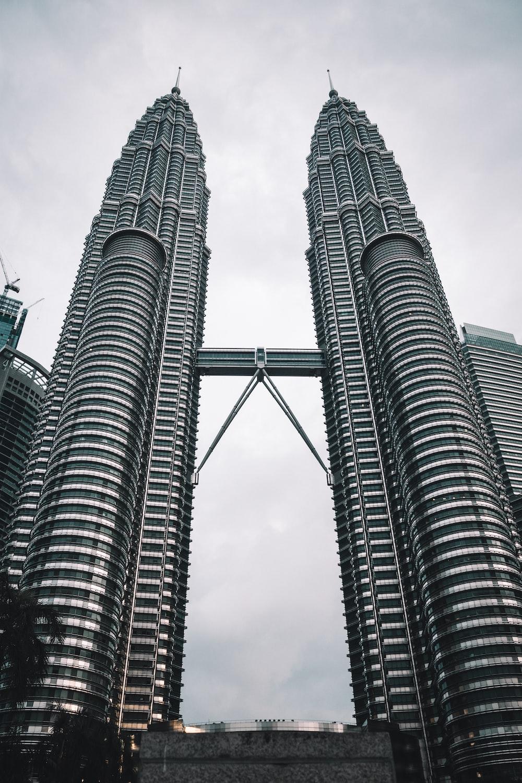 Petronas Tower at daytime