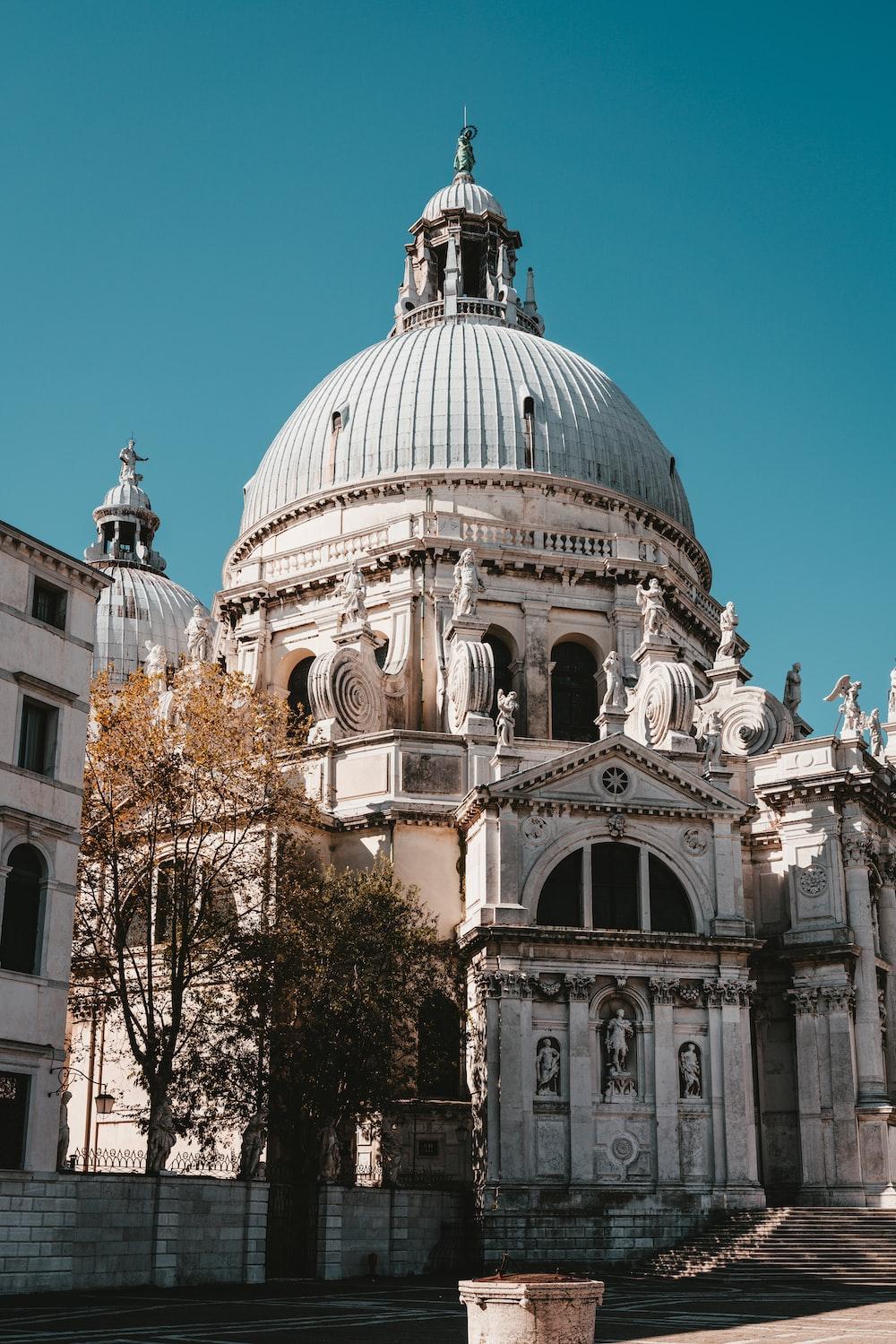 Santa Maria della Salute in Venice, Italy during daytime
