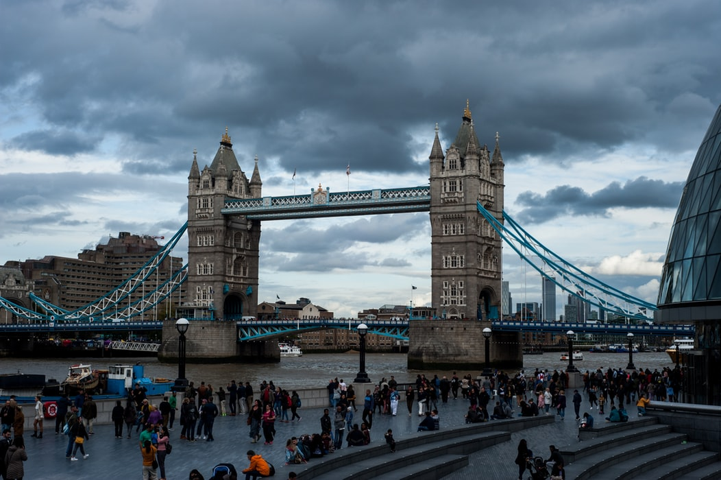 Yes, Tower Bridge is one of the most-visited places in London! Especially to take photos. Source: Unsplash