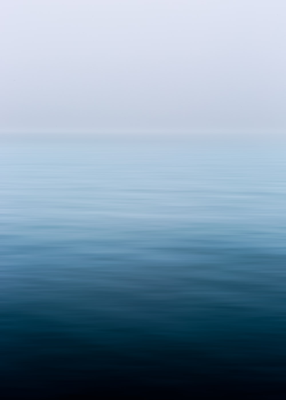 calm body of water