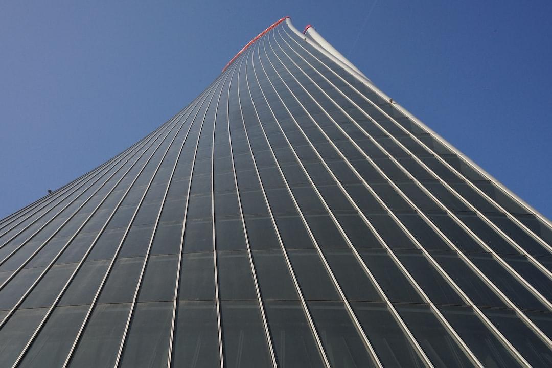 Zaha Hadid's Generali Tower, Milan (Italy)