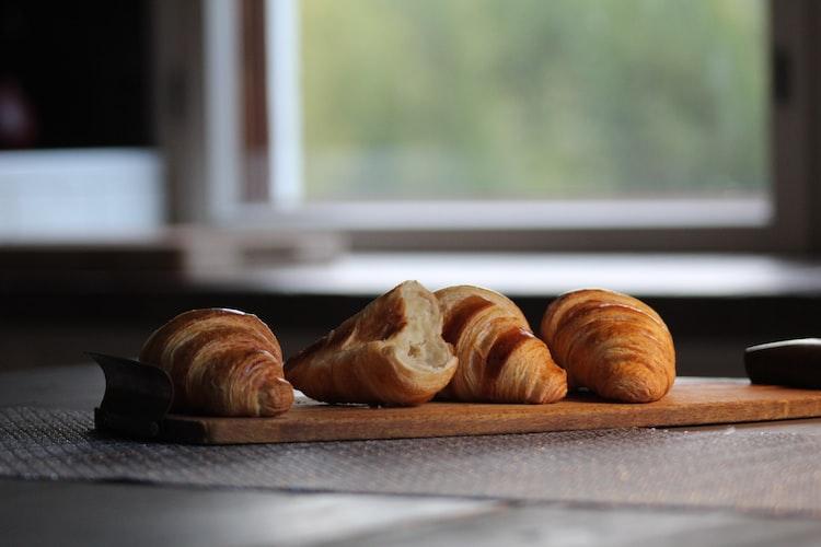 croissants- La bouffe