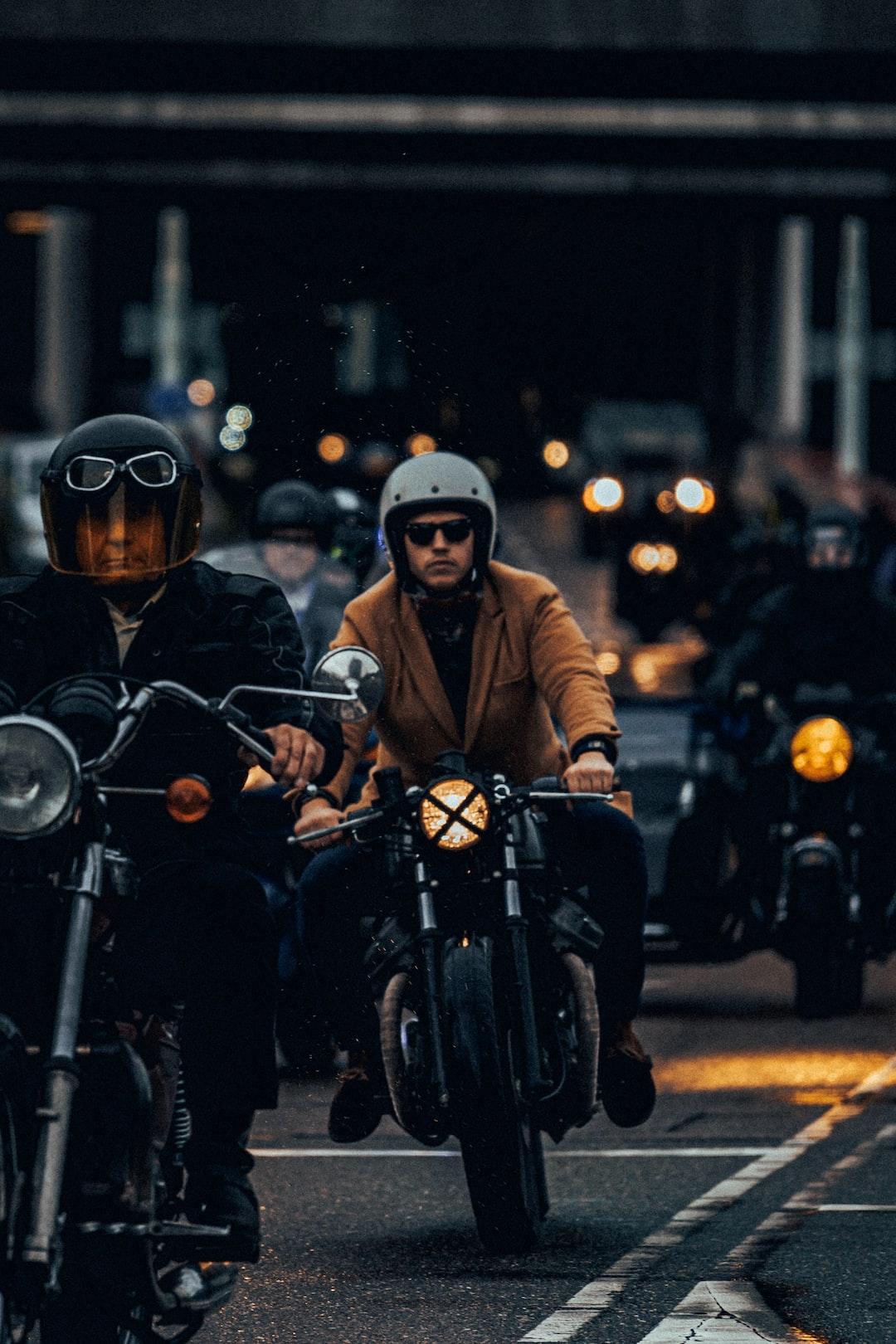 Gentlemans Ride Amsterdam 2019
