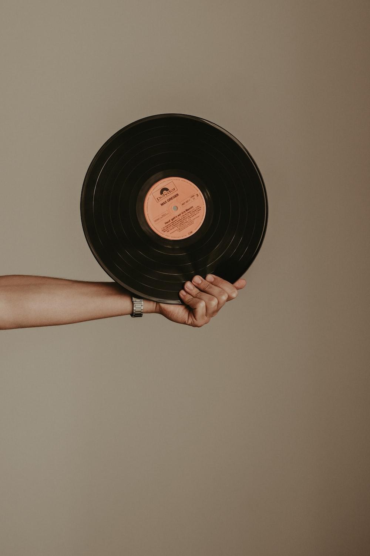 Black Vinyl Record Photo Free Arm Image On Unsplash